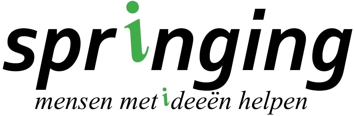 Springing logo